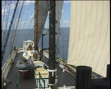 On-the-deck3 Stock Footage