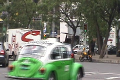 Mexico City Street 2 Stock Footage