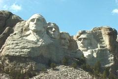 Rushmore still medium - stock footage