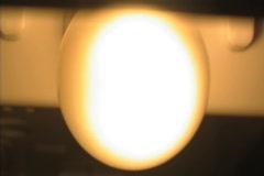 LightBulbDim Stock Footage