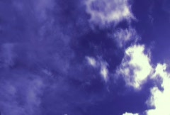 Scenic Clouds/MDSC 12 Stock Footage