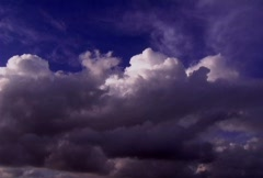 Scenic Clouds/MDSC 14 Stock Footage