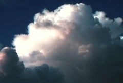 Scenic Clouds/MDSC 15 Stock Footage