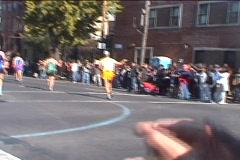 Marathon Handclap Stock Footage