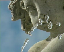 water fountain 1 - stock footage