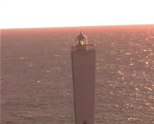 Stock Video Footage of Cape Jervis Light House