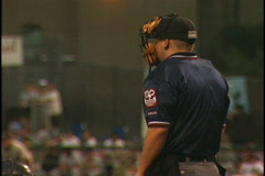 baseball - stock footage