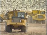 Big Machine 02 Stock Footage