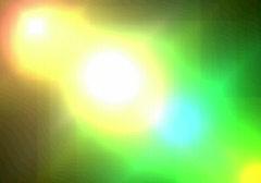 Colour flash 3 Stock Footage