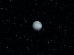 Moon - stock footage