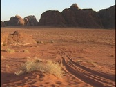 Stock Video Footage of Jordan: Off Roading in Wadi Rum