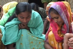 Bangladesh: Women's Literacy Program Stock Footage