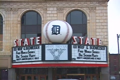 State Theatre Stock Footage