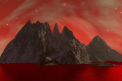The Red Planet Stock Footage