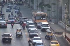 Thailand: Streets of Bangkok Stock Footage