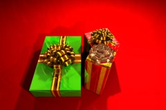 Xmas Gifts B 20 2997 Stock Footage