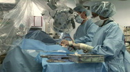 Surgery-01 Stock Footage
