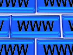WWW 12 - stock footage