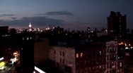 Stock Video Footage of Wide of  Empire State New New York (NY024)