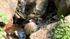 BR015 Small Stream Stock Footage