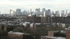 BKlyn 2 Manhattan Stock Footage