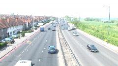 Speedy Up Motorway (by Wmbley London) Lon002 Stock Footage