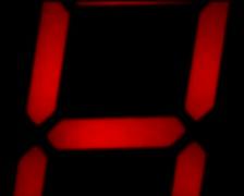 LEDS&KNOBS single 14 Stock Footage