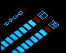 LEDS&KNOBS single 52 - stock footage