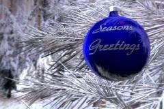 SeasonsGreetings 05 2997 Stock Footage