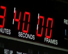 Timecode 02 Stock Footage