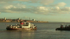 Passenger ferry HD 1080i - stock footage