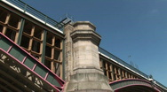 Stock Video Footage of Blackfriars Bridge London (Lon035)