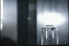 Beating heart in a jar Stock Footage