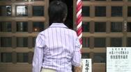 Stock Video Footage of Buddhist Woman praying