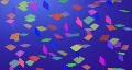 Confetti HD1080 HD Footage