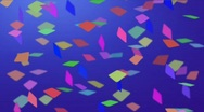 Stock Video Footage of Confetti HD1080