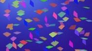 Confetti HD720 Stock Footage