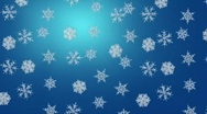 Snow Fall  Background HD 720 Stock Footage