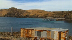 Rapid Bay Handheld - stock footage