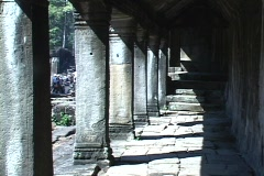 Cambodia: Angkor Thom Stock Footage