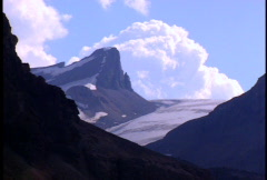 Mt.Nicolas Stock Footage