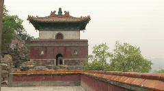 Temple of Sea of Wisdom Stock Footage
