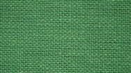Stock Video Footage of Background from green flax textile one, close-up