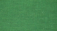 Stock Video Footage of Background from green flax textile two