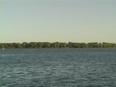 Toronto Ferry Boat Stock Footage