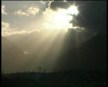 Hawaii Clouds 01 Stock Footage