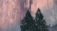 Stock Video Footage of Half Dome, Yosemite National Park, California