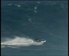 Jaws jetski - stock footage