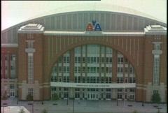 AA Center Stock Footage