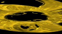Liquid Gold (HD720) - stock footage
